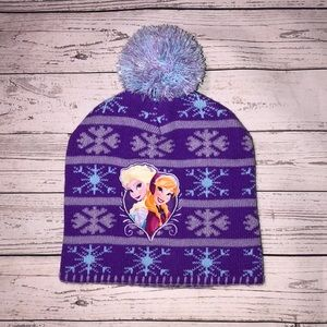 ⚛️2 For $15⚛️Frozen Winter Hat
